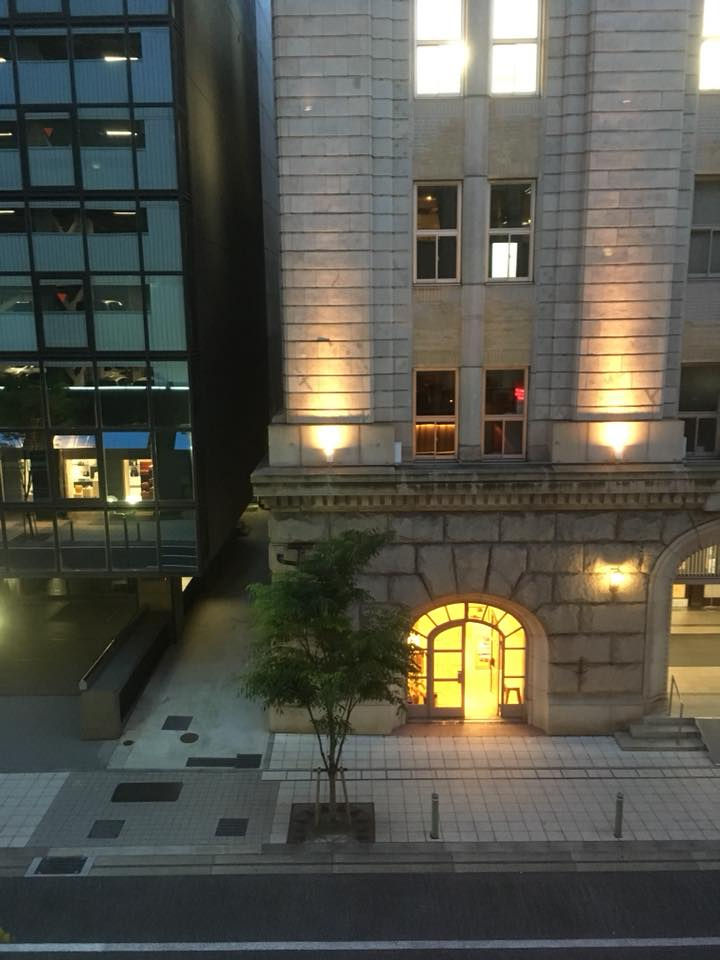 神戸旧居留地にて創業136周年