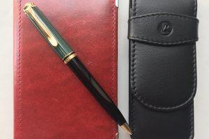 小日向京のひねもす文房具|第百四十五回「ペリカン スーベレーン D300 ペンシル 0.7mm 緑縞」