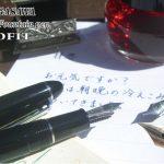 NAGASAWA プロフィット万年筆