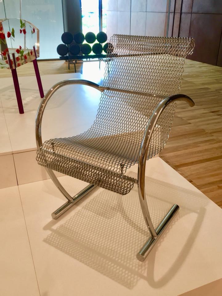 名作椅子コレクション観賞