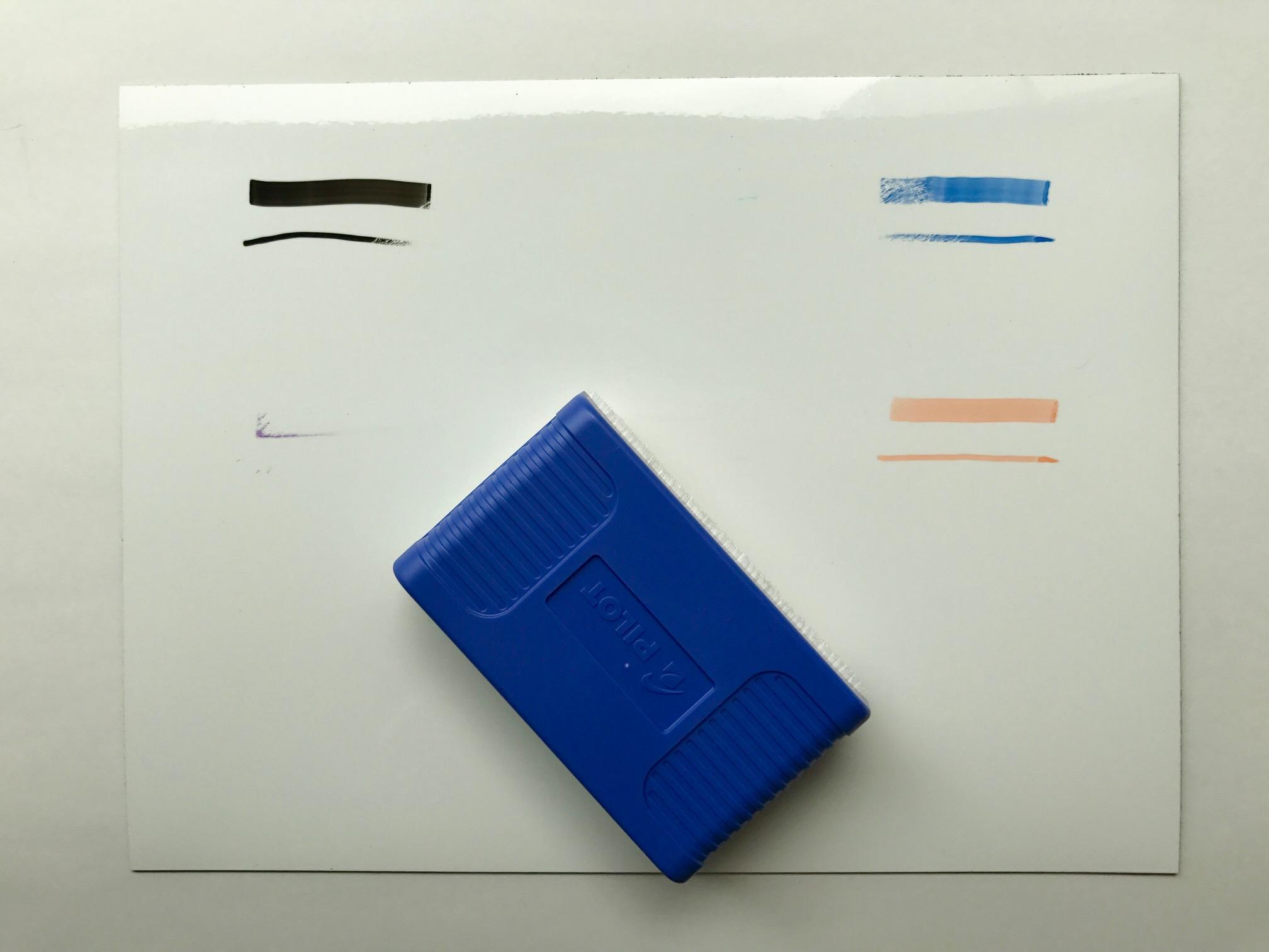 第百五十五回「ステッドラー ルモカラー ホワイトボードマーカー 角芯 6色」