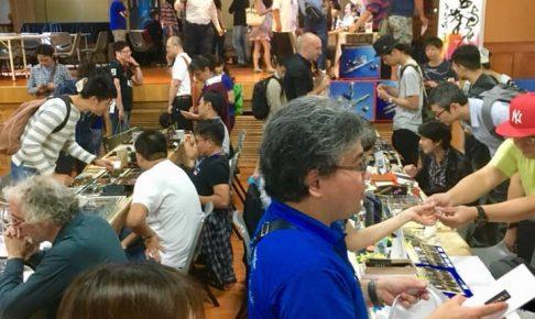 台南ペンショー 開催