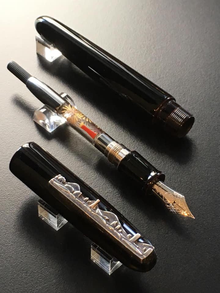 魅力の周年記念万年筆たち