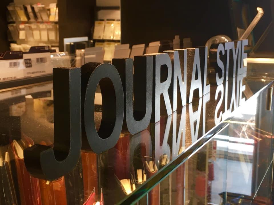 梅田茶屋町のJournal Style準備