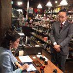 マナミのマナビ旅 Kobe INK物語取材