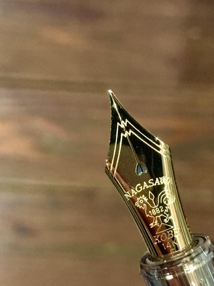 垂水アプリコット色 万年筆企画