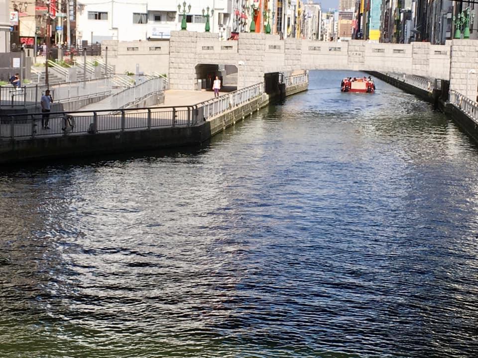 水の都 大阪
