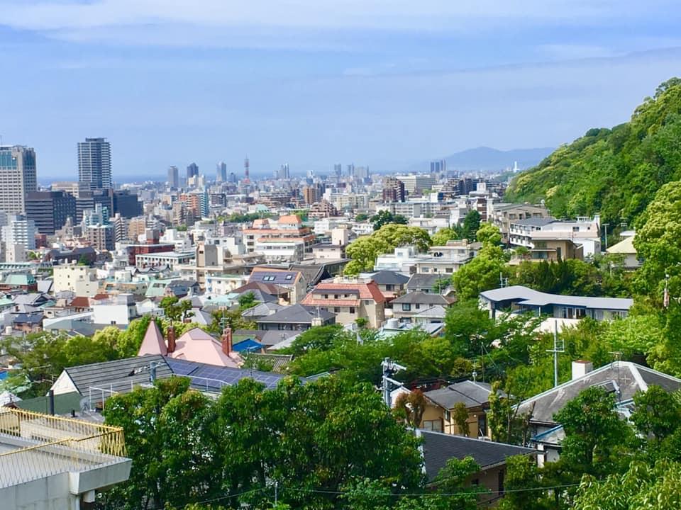神戸北野 うろこの家