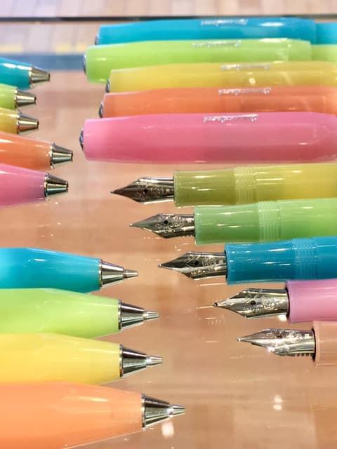 気になるペン達