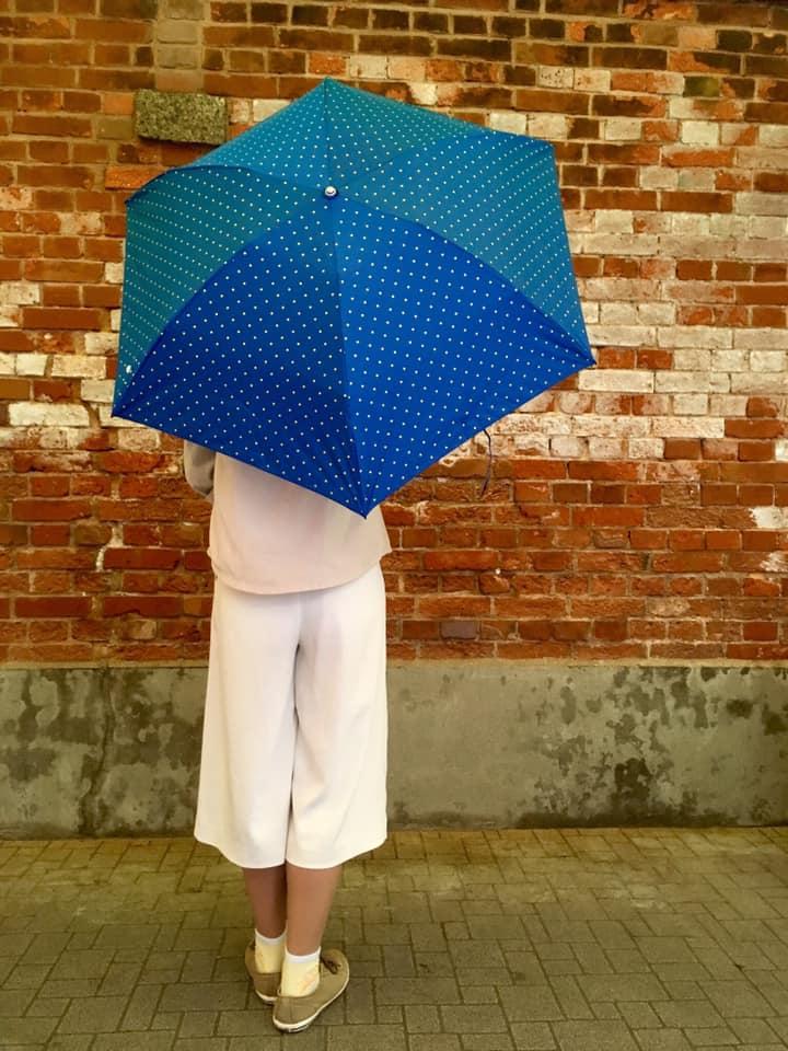 Kobe INK物語 折りたたみ傘