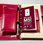 オリジナル 限定システム手帳