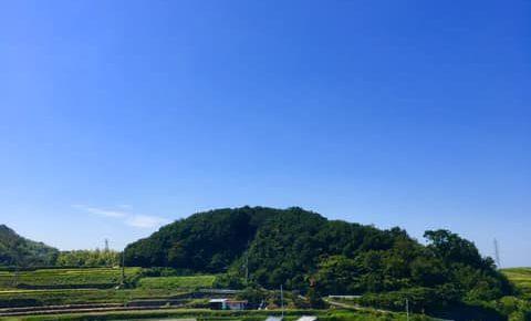 秋晴れの淡路島