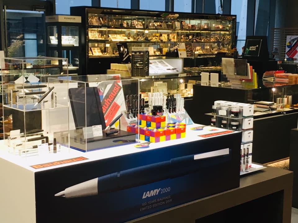 Bauhaus100周年記念