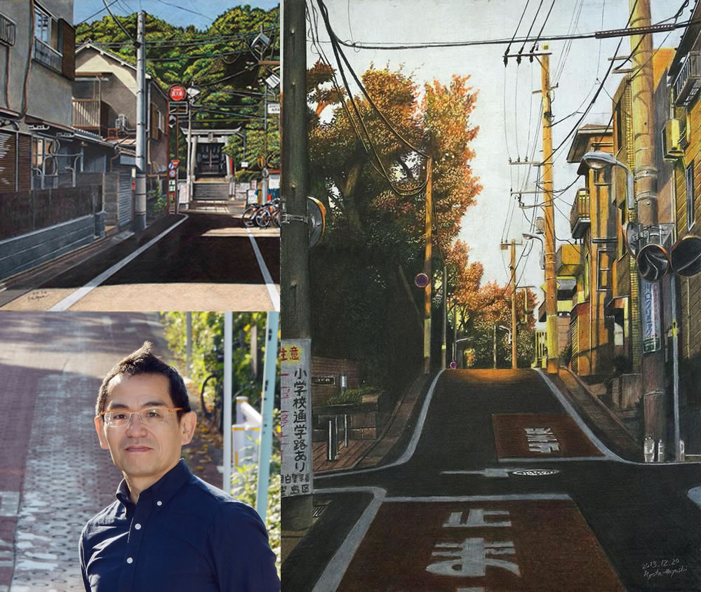 【本店】色鉛筆作家 林亮太先生によるカリスマカラー色鉛筆を使ったワークショップ