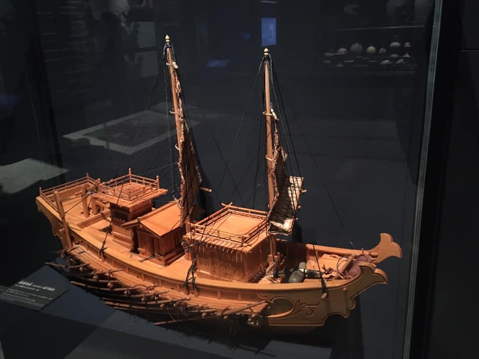 新しくなった神戸市立博物館