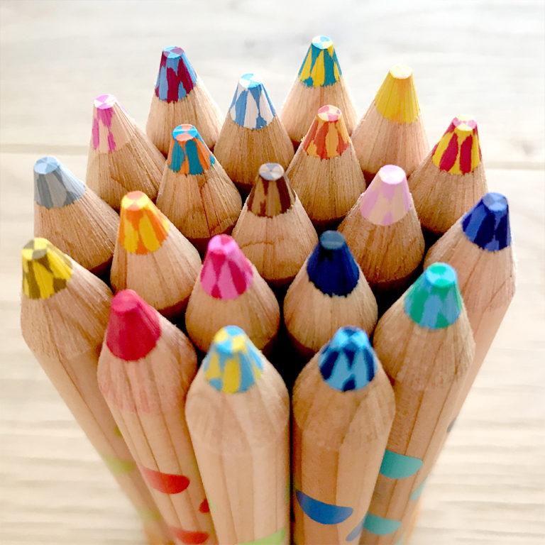 コクヨミックス色鉛筆の芯